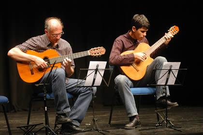 Duo violão