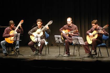 Quarteto violão