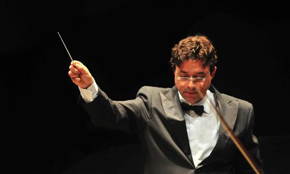 Orquestra Sinfônica do Paraná - Maestro Cláudio Cohen